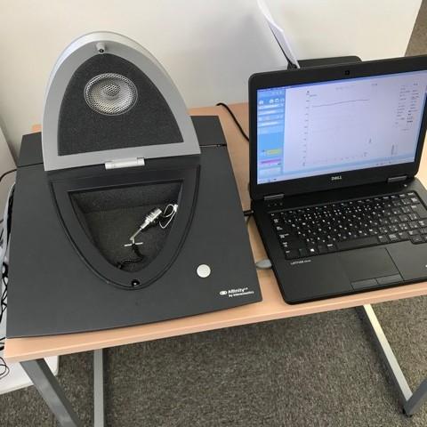 補聴器特性装置